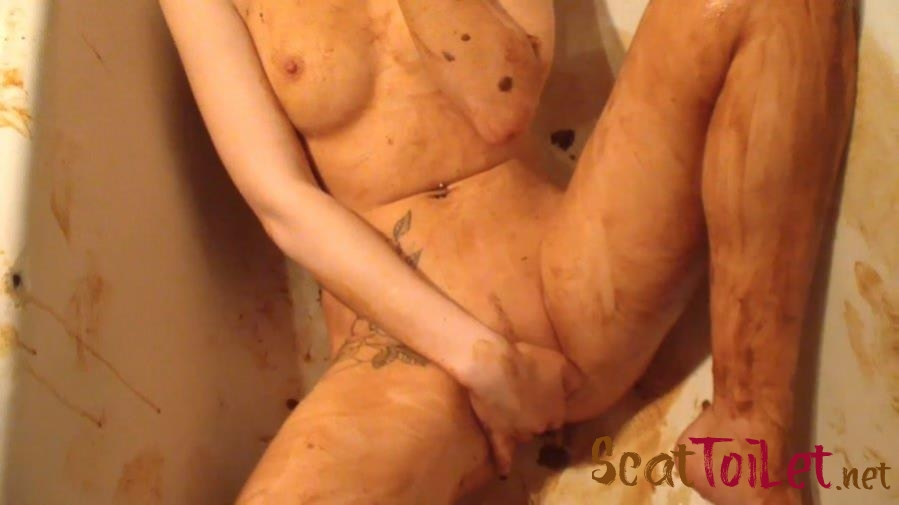 AstraCelestial - Loosing Scat Virginity. Part 2 [mp4]