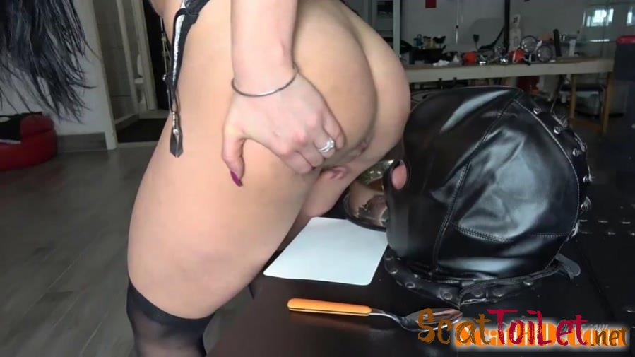 MISTRESS GAIA - TRAINING MY NEW TOILET SLAVE Pt. 3 [mp4]