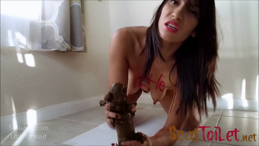Smelly Poop Handjob & Body Smear with littlefuckslut  [Windows Media]