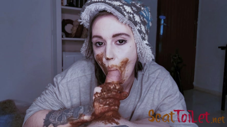 Amateur crazy family scat sex and blowjob with DirtyBetty [MPEG-4]
