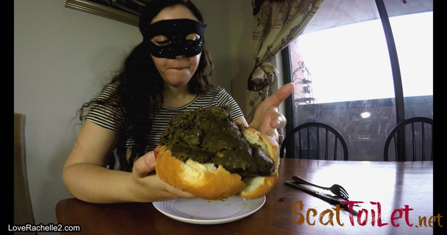 Delicious Spit-Drenched SHIT Sub Sandwich with LoveRachelle2 [MPEG-4]