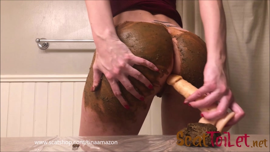 Dirty anal atm with full ass smearing with TinaAmazon [MPEG-4]