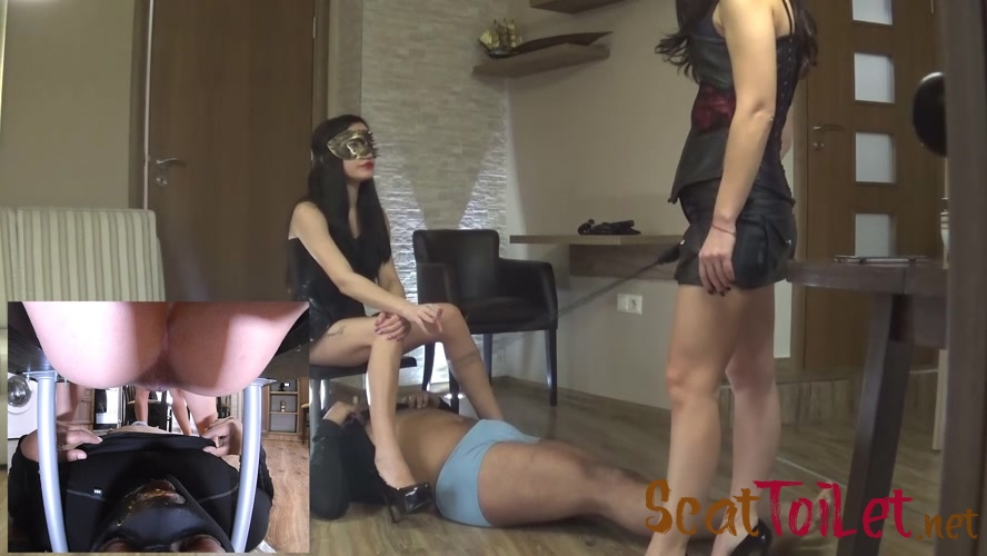 Mistress Nia`s and My Cow Shit with MistressAnna [MPEG-4]