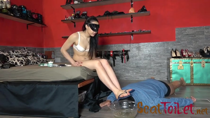 APPETIZING OBEDIENCE TEST with Mistress Gaia [MPEG-4]